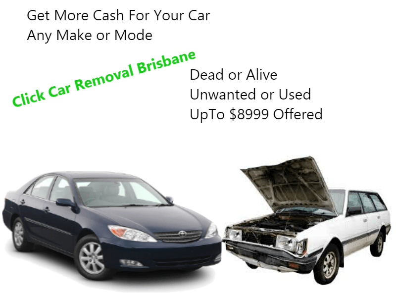 Car Buyer Brisbane - Sell My Car For Top Cash - Click Car Removal